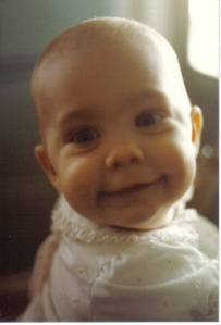 Corinne... the early years